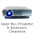 Open Box Projector & Accessory Clearance