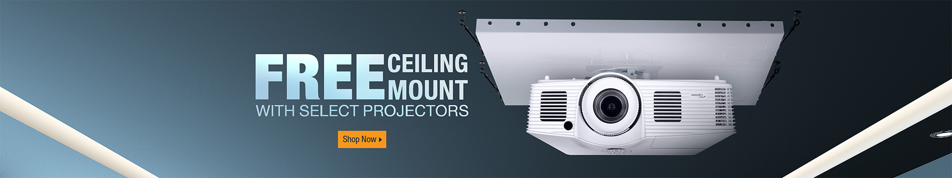 Free Ceiling Mount