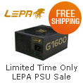 Limited time only LEPA PSU Sale