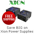 Save Big on Xion Power Supplies