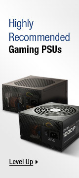 Highly Recommended Gaming PSUs