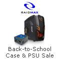 Back-to-School Case & PSU Sale