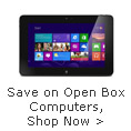 Save on Open Box Computers