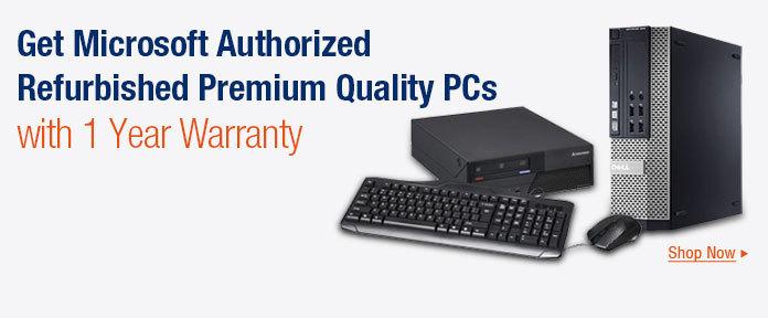 Get Premium Quality PCs