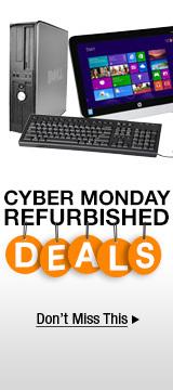 Cyber Monday Refurbished Deals