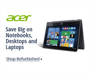Save Big on Notebooks, Desktops and Laptops