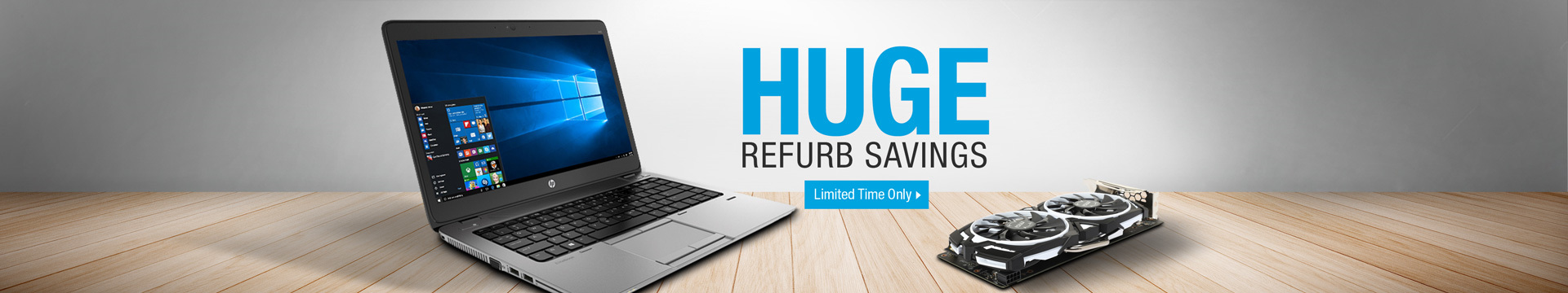 Huge Refurb Savings