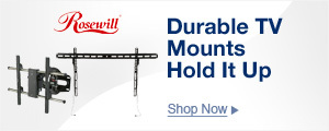 Durable TV Mounts