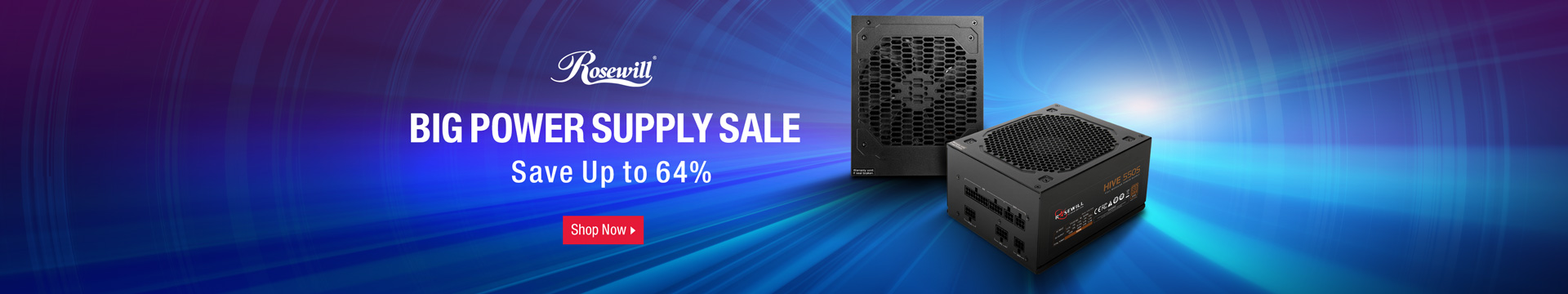 Big power supply sale