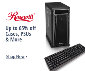 Up to 65% off cases, PSUs & more