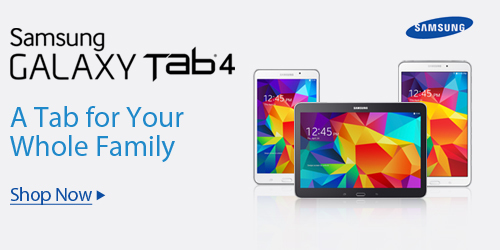 A Tab for Your Whole Family