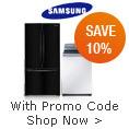 Samsung Major Appliance Sales Event