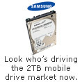 Driving the 2TB Mobile Drive Market