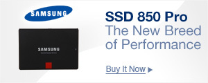 SSD 850 Pro, The New Breed of Performance