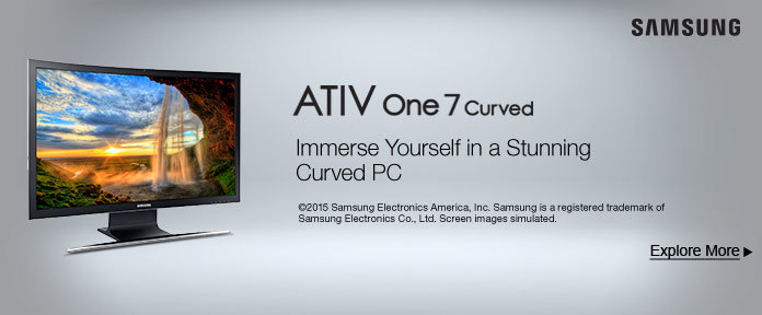 ATIV One 7 Curved