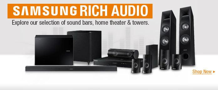 Samsung Rich Audio