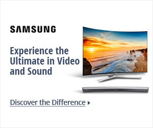 Experience the ultimate in video and sound