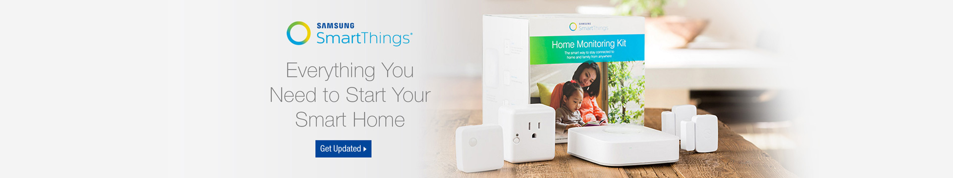 Everything you need to start your smart home