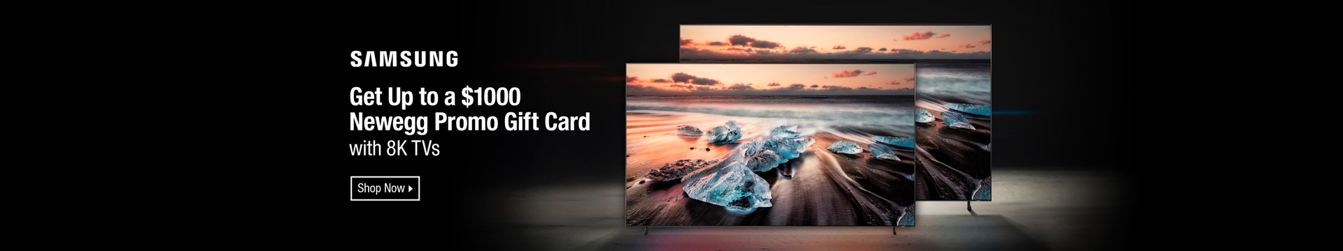 Get Up to $1000 Newegg Promo Gift Card