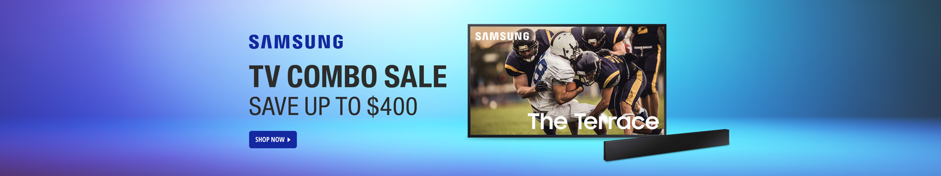 Samsung TV Combo Sale