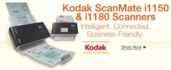 Kodak ScanMate i1150&i1180 Scanners