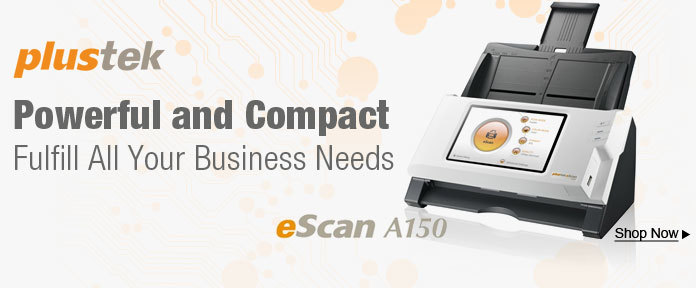 Powerful and Compact - eScan A150