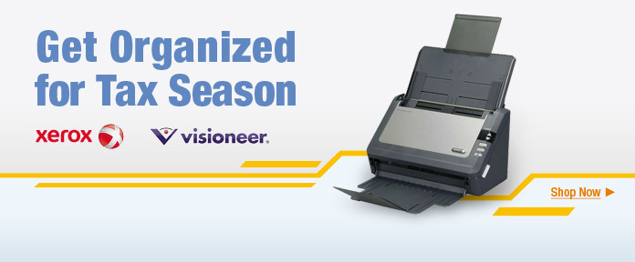 Get Organized for Tax Season