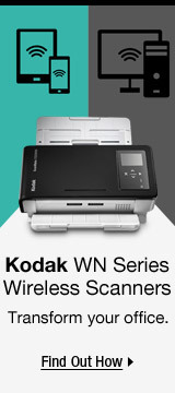 Kodak WN Series Wireless Scanners