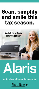 Scan, simplify and smile this tax season