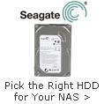 Pick the Right HDD for Your Network Attached Storage (NAS)