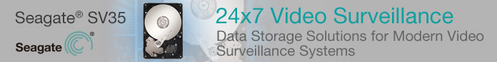 24x7 Video Surveillance