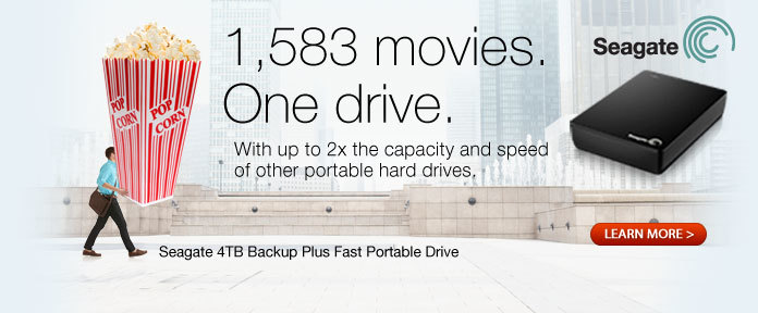1,583 movies. One drive
