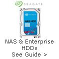 NAS & Enterprise HDDs