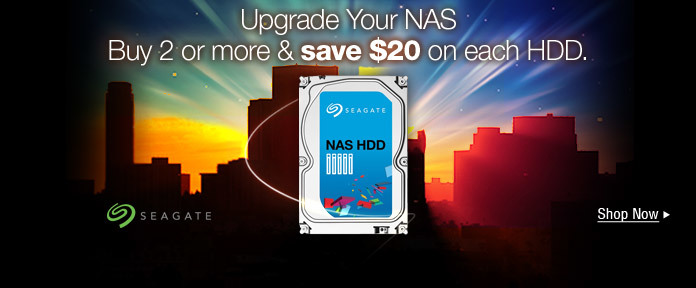 Upgrade Your NAS