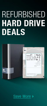 Save More on Seagate Hard Drives