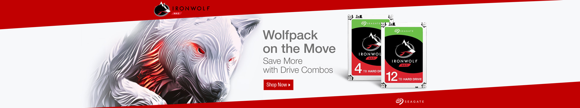 WOLFPACK ON THE MOVE