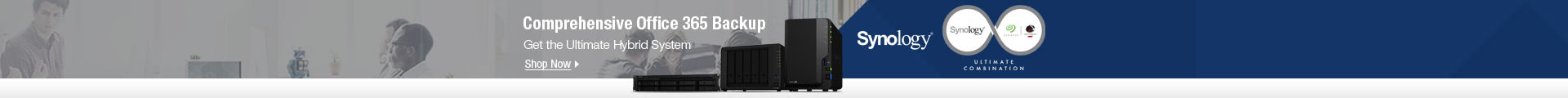 Synology & Seagate