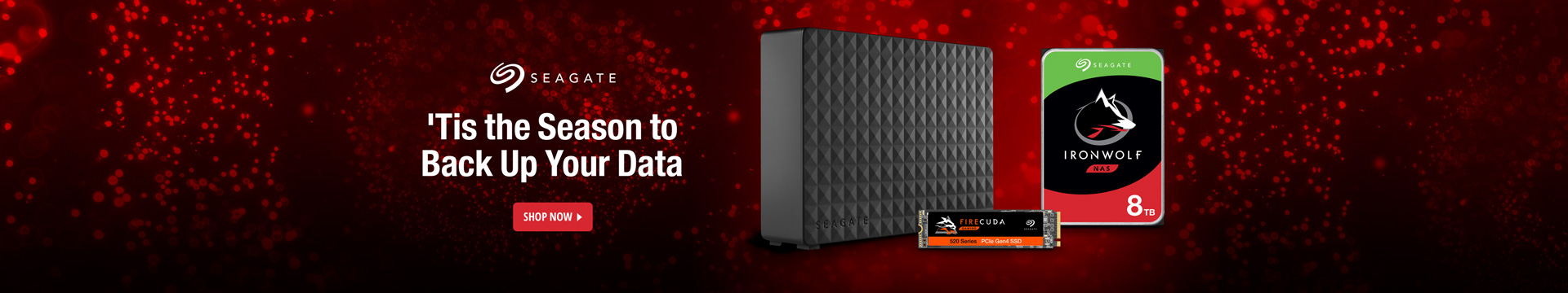 'Tis the season to back up your data