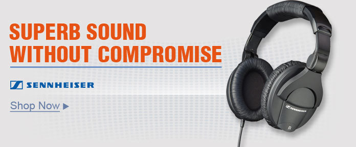SUPERB SOUND WITHOUT COMPROMISE
