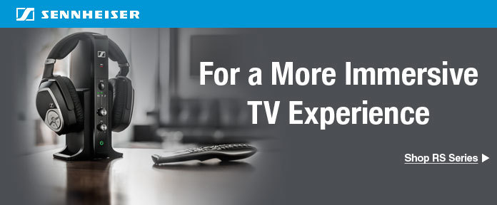 For a More Immersive TV Experience