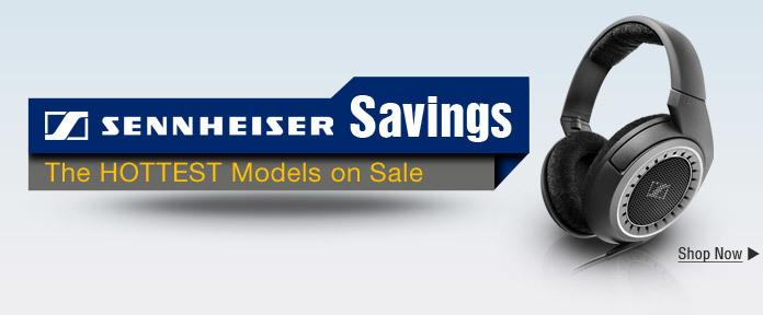 Sennheiser Savings