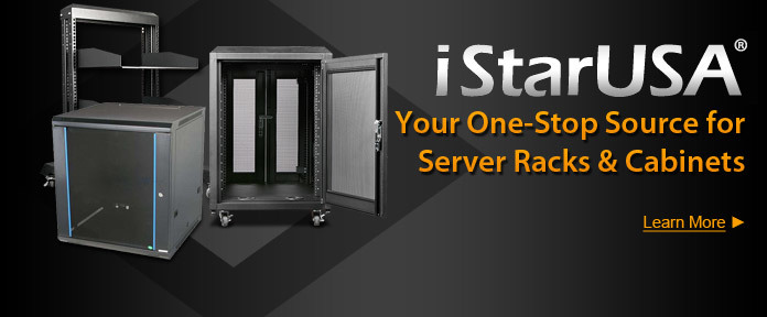 iStarUSA Your One-Stop Source for Server Racks & Cabinets