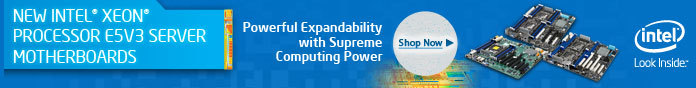 New INTEL XEON Process E5V3 Server Motherboard