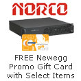 Free Newegg Promo Gift Card with Select Items