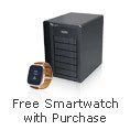 Free Smartwatch with purchase
