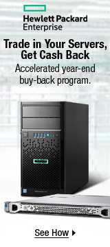 Trade in Your Servers, Get Cash Back