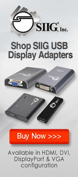 Shop SIIG USB Display Adapters