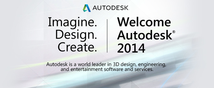 Welcome Autodesk 2014