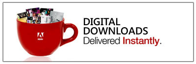 DIGITAL DOWNLOADS Delivered Instantly.