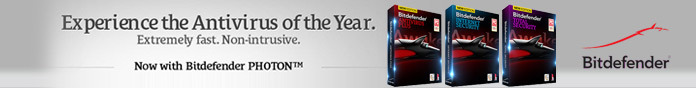 Bitdefender Experience the Antivirus of the Year